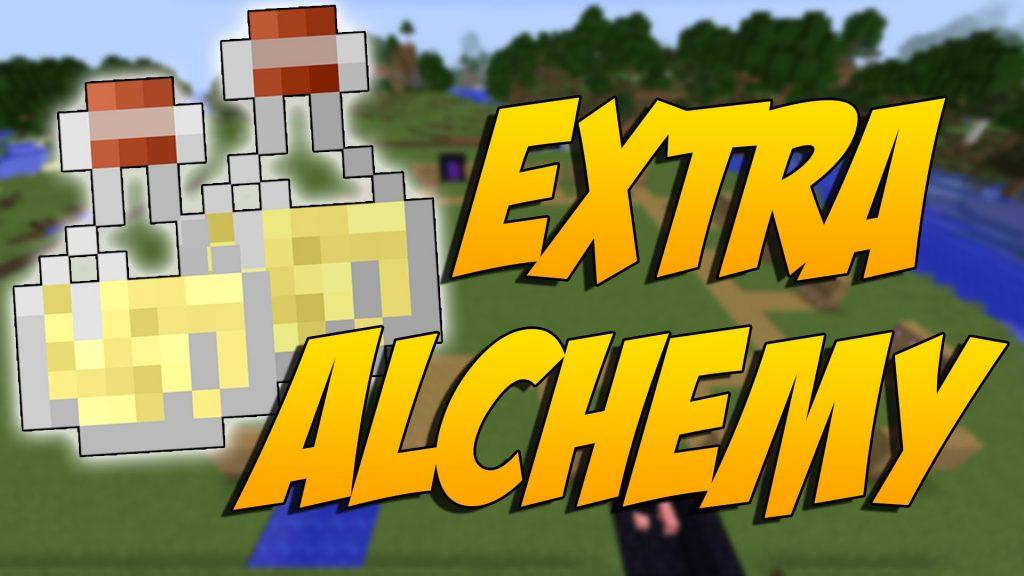 Extra Alchemy Mod