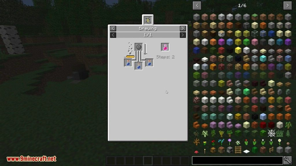 Extra Alchemy Mod 1 12 2/1 11 2 (Useful Potions