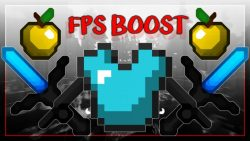 FPS Boost PvP Resource Pack Logo