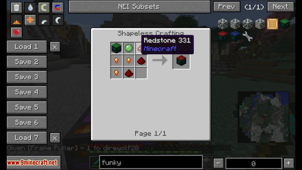 Funky Locomotion Mod Crafting Recipes 5