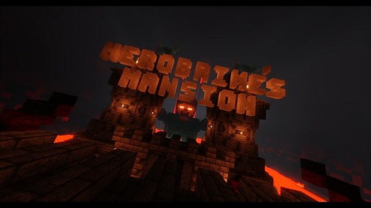 Herobrine's Mansion Remastered Map Thumbnail