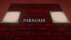 lost-world-parkour-map-for-minecraft-logo