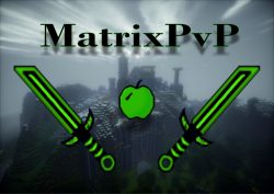 Matrix PvP FPS Boost Resource Pack Logo