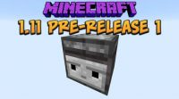 Minecraft 1.11 Pre-Release 1