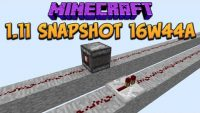 Minecraft 1.11 Snapshot 16w44a