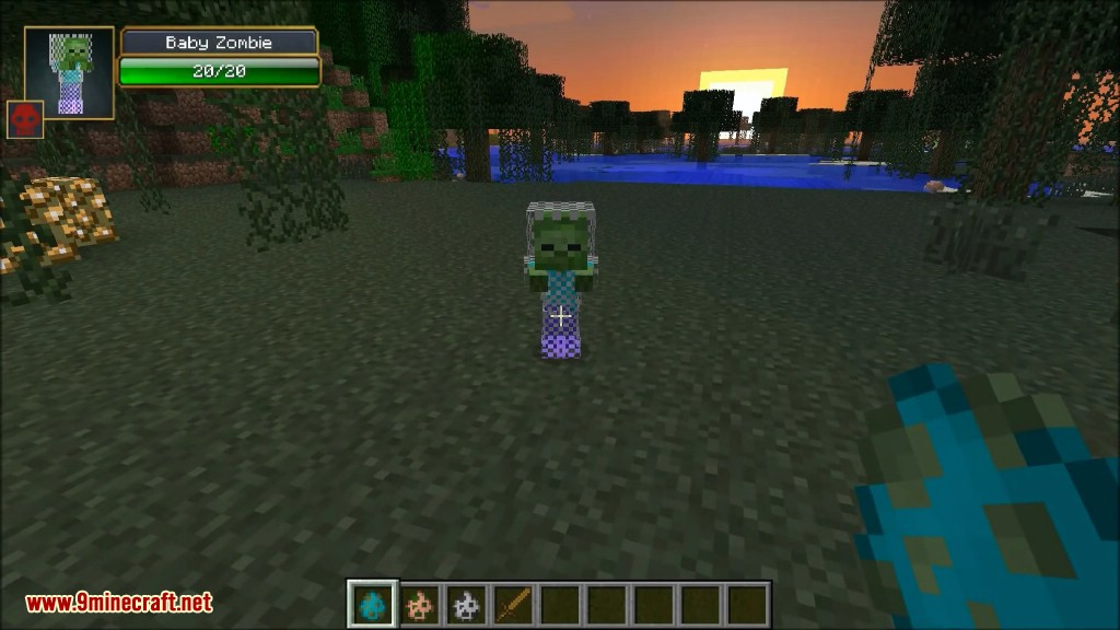 Mob Amputation Mod Screenshots 2