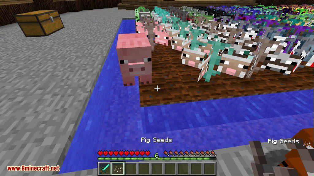 Mob Farm Mod Screenshots 10