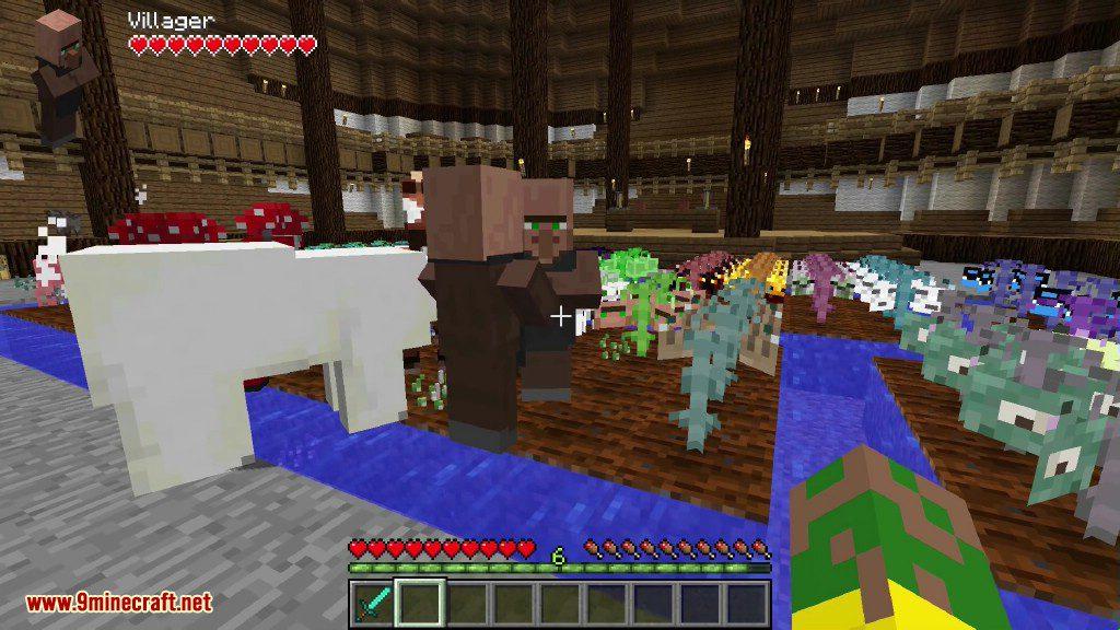 Mob Farm Mod Screenshots 12
