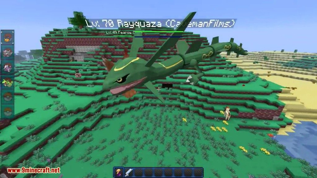 Morphing Mod Screenshots 12