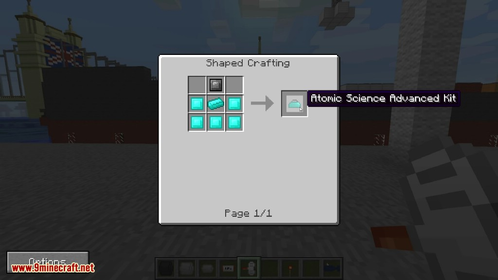 Nuclear Tech Mod Crafting Recipes 12