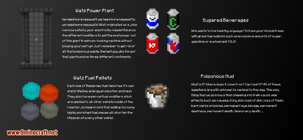 Nuclear Tech Mod Features 1