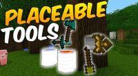 Placeable Tools Mod