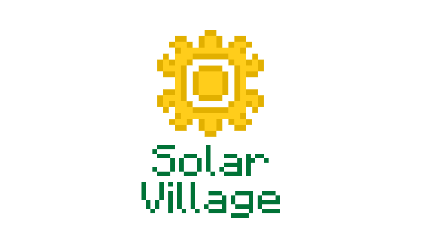 Solar Village Mod