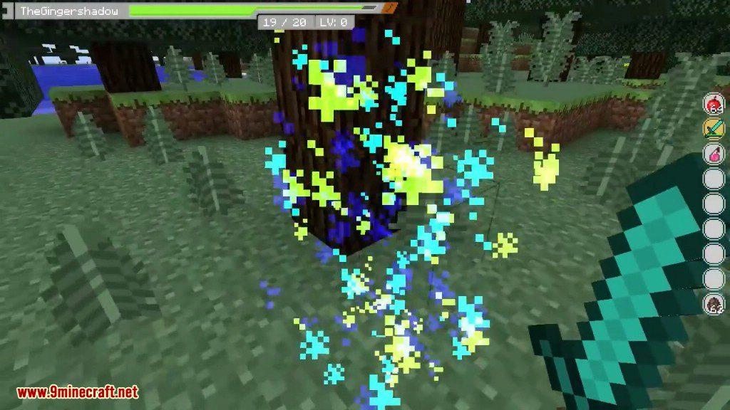 Sword Art Online UI Mod Screenshots 5