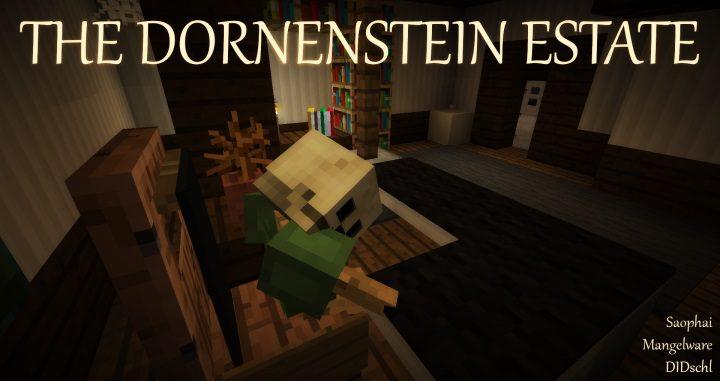 The Dornenstein Estate Horror Map logo