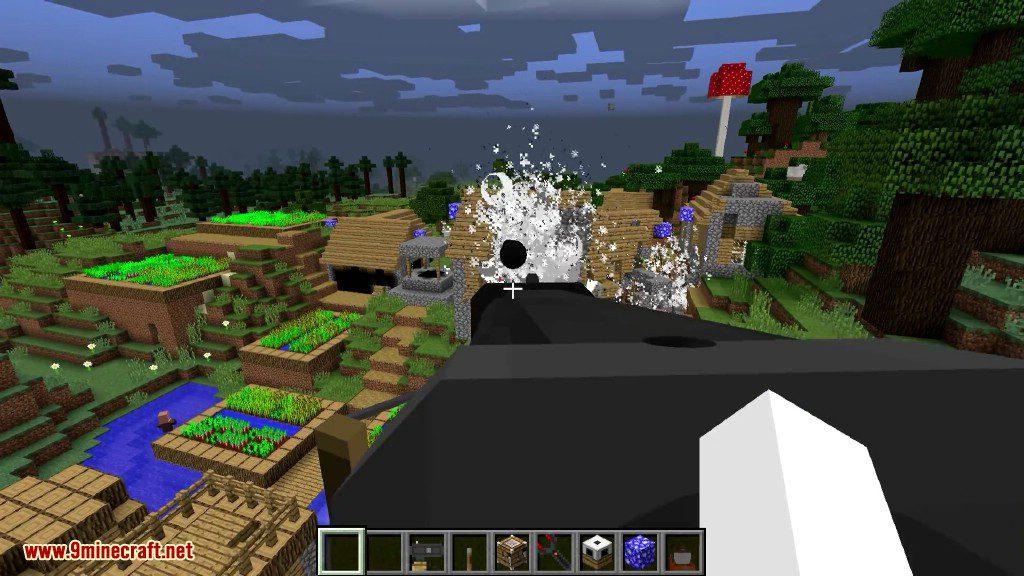 Valkyrien Warfare Mod Screenshots 10