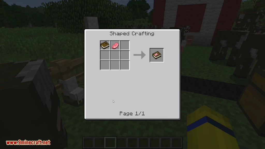 BasseBombeCraft Mod Crafting Recipes 2