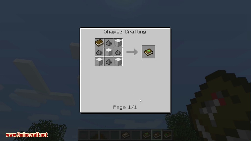 BasseBombeCraft Mod Crafting Recipes 4