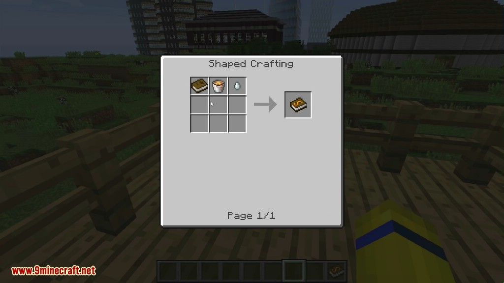 BasseBombeCraft Mod Crafting Recipes 5
