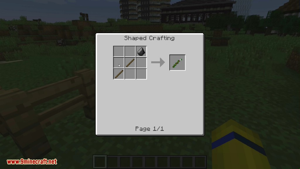 BasseBombeCraft Mod Crafting Recipes 6