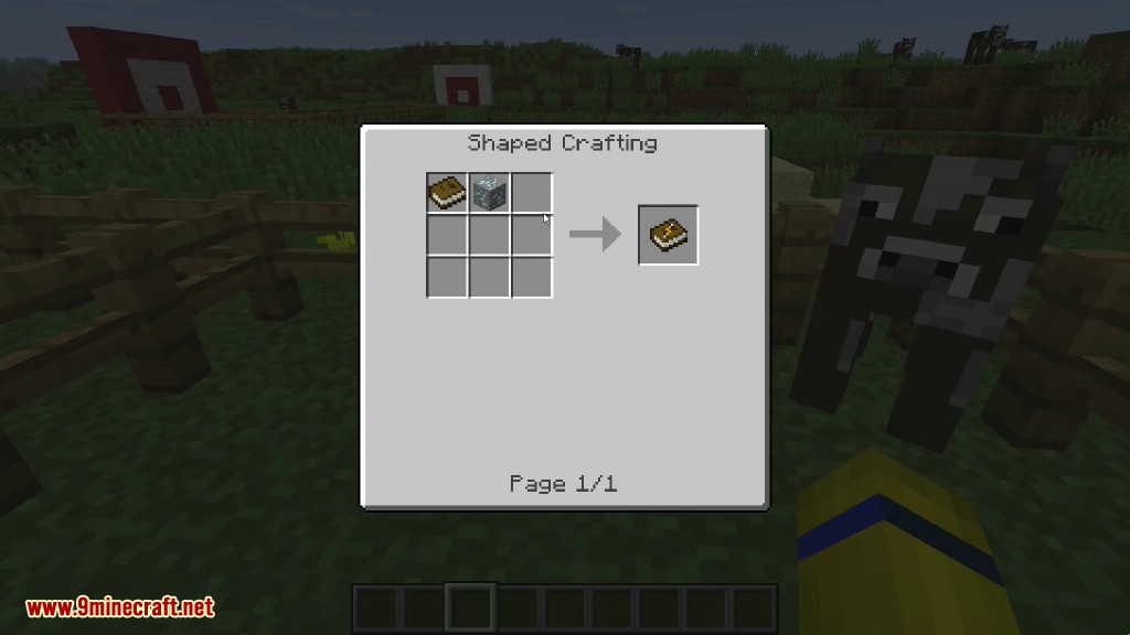 BasseBombeCraft Mod Crafting Recipes 7