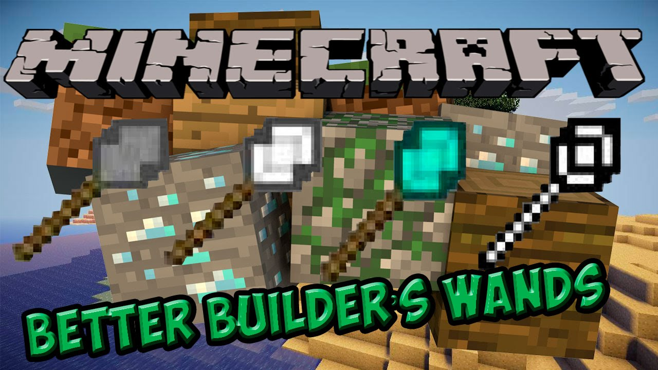better builders wand change mode