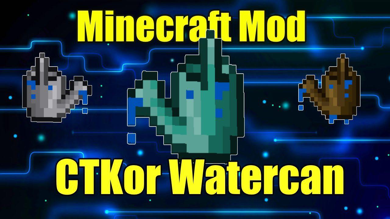 CTKor Watercan Mod
