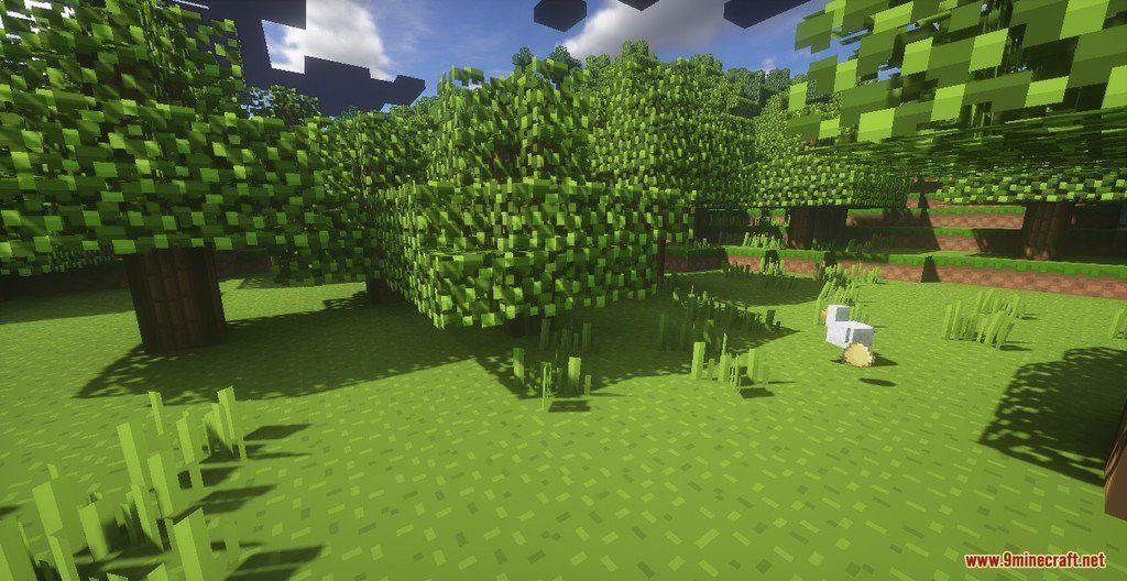 Cartoon Cubes Resource Pack Screenshots 2