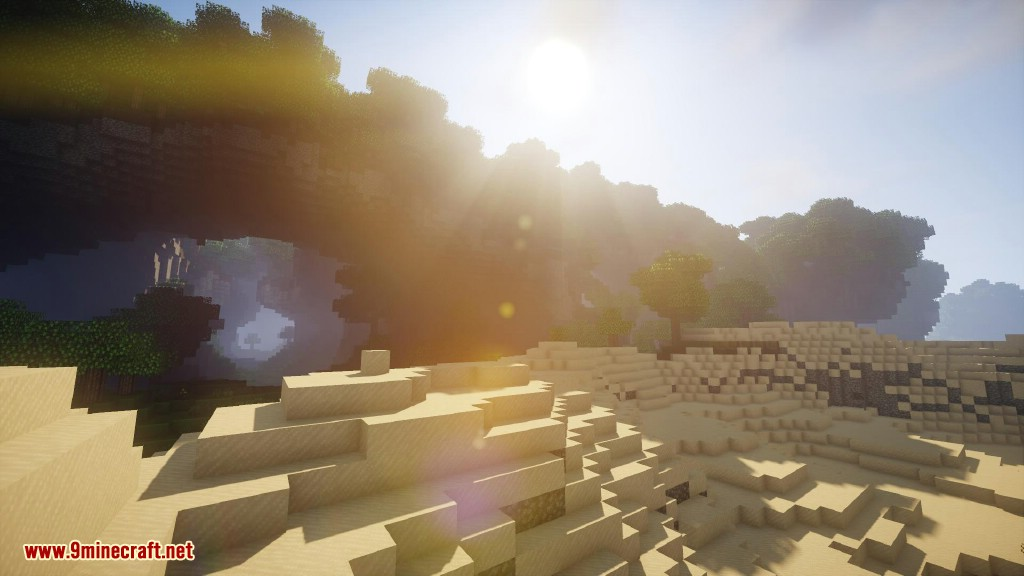 Chocapic13 Shaders Mod Screenshots 5