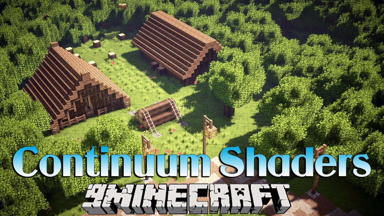 Continuum Shaders Mod 11212.1121211212.11212/11212.1121212.12 (Sunlight, Shadow Effects