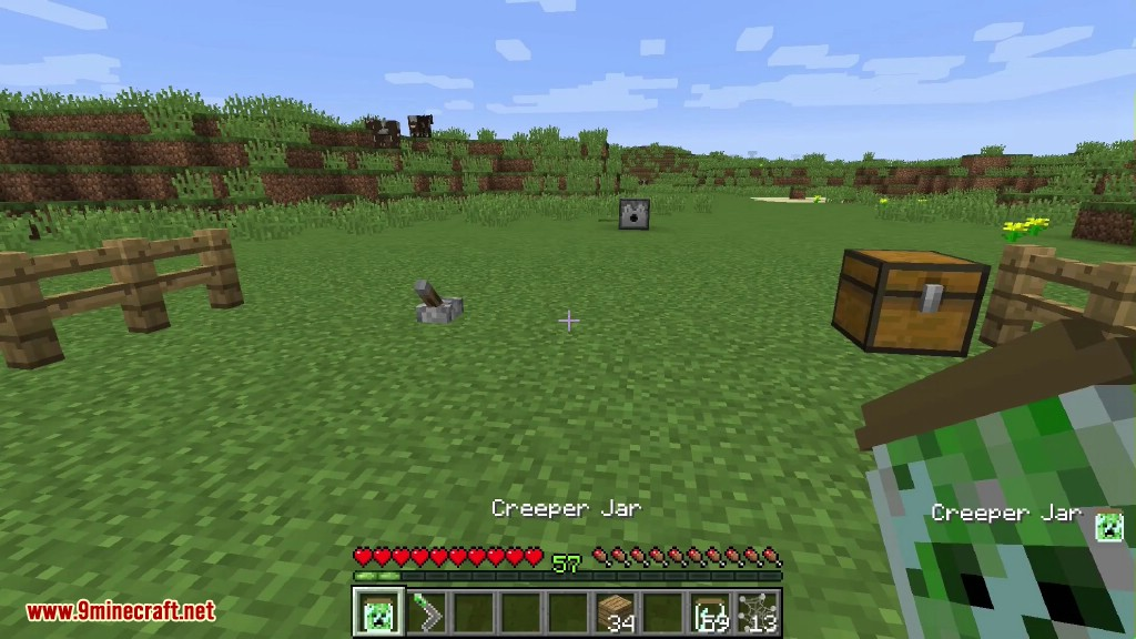 Creeperade Mod Screenshots 4