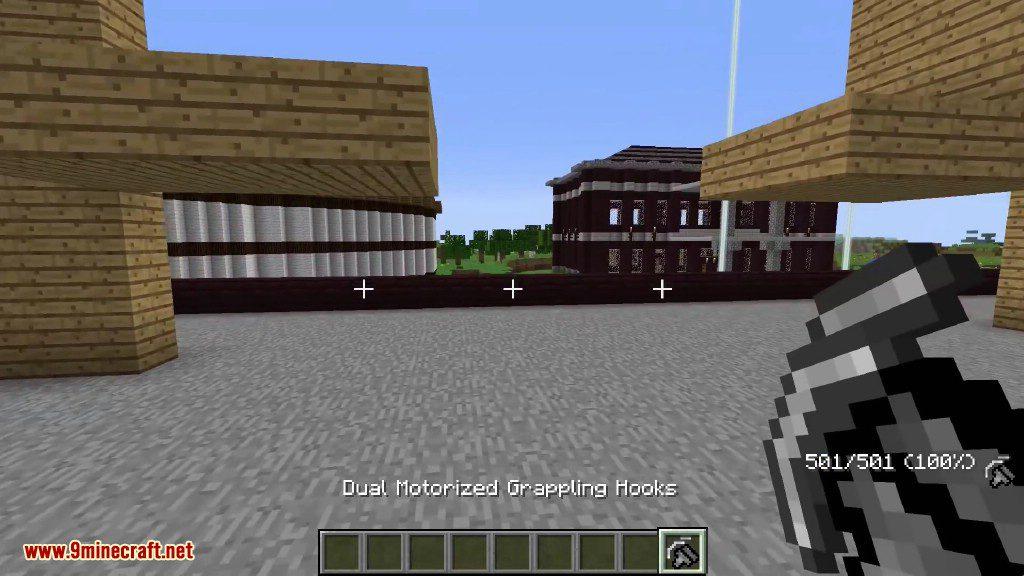 Grappling Hook Mod Screenshots 6