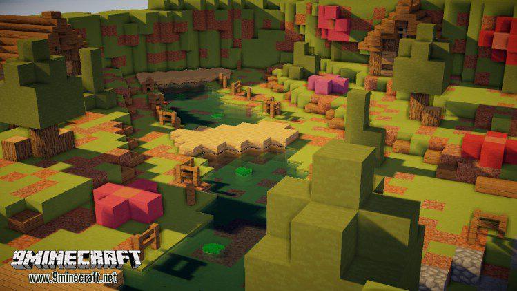 Hot Potato Map Screenshots 3