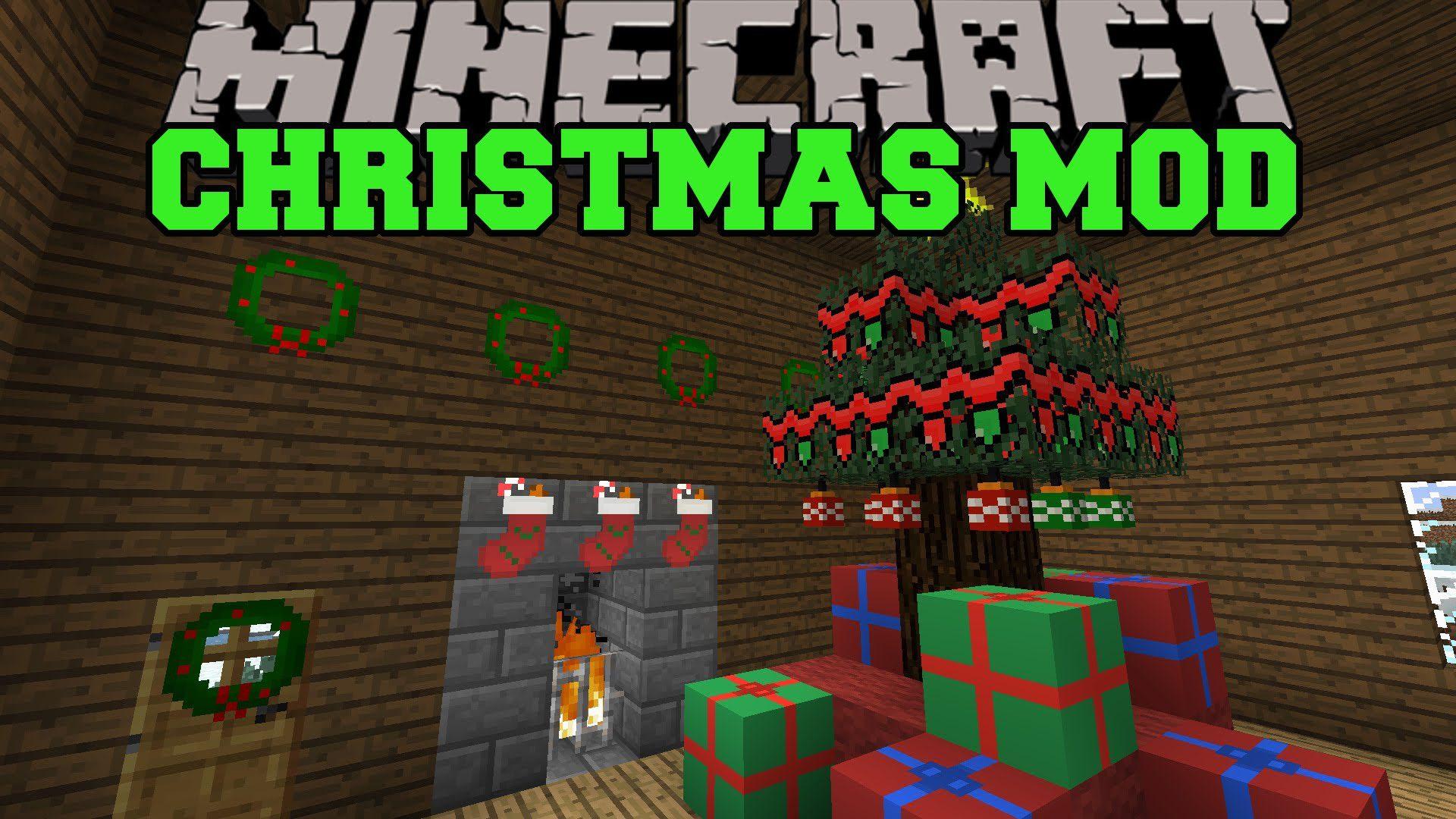 Joshua's Christmas Mod