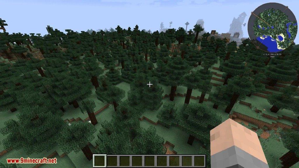 JourneyMap Mod Screenshots 6