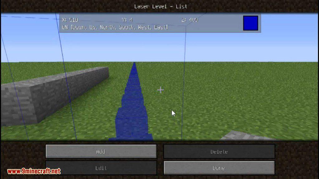 Laser Level Mod Screenshots 1