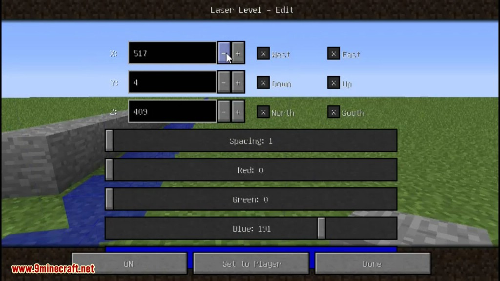 Laser Level Mod Screenshots 2