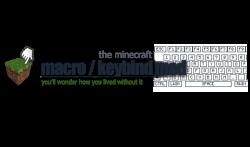 Macro Keybind Mod