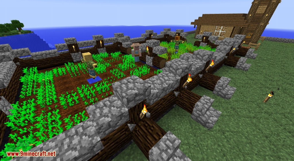 MineColonies Mod Screenshots 1