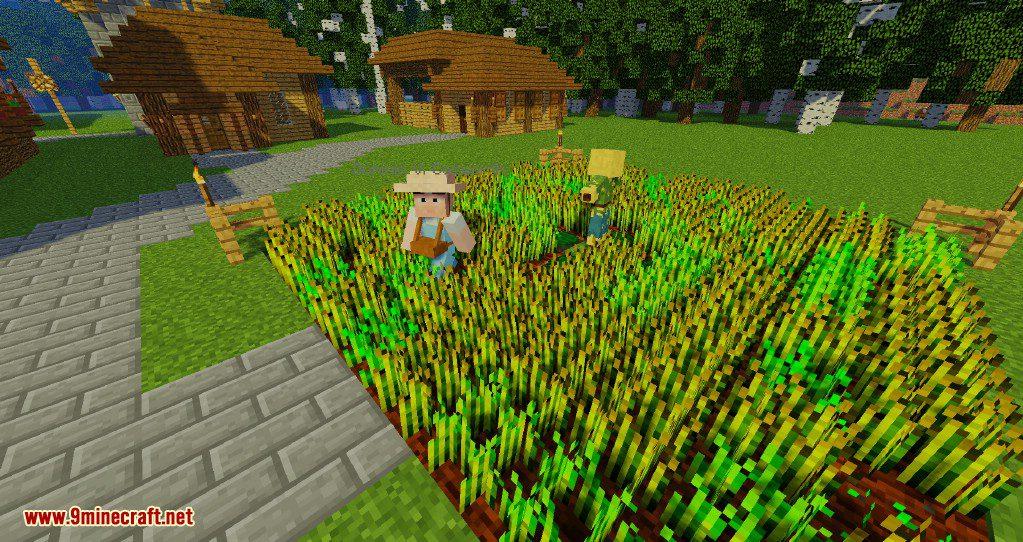 MineColonies Mod Screenshots 4