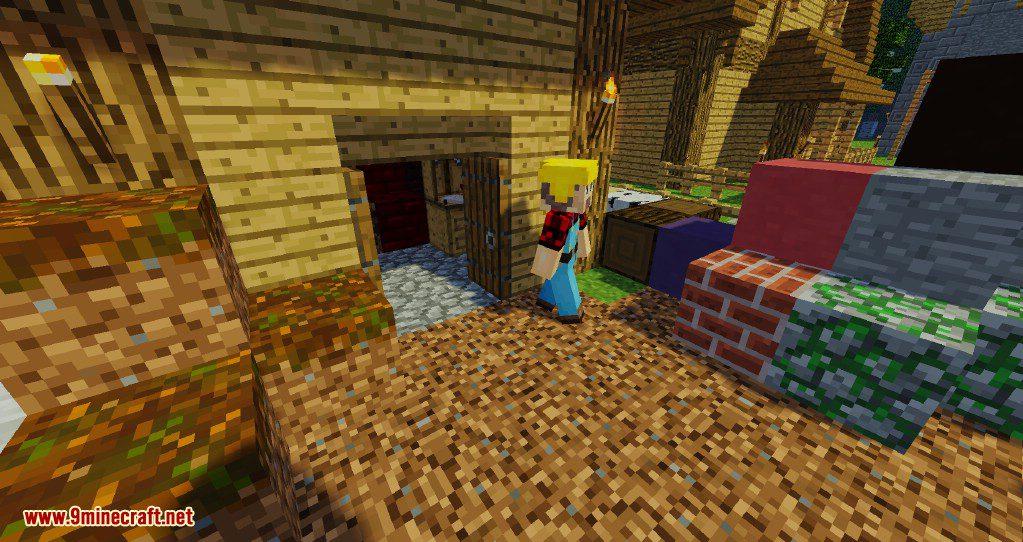 MineColonies Mod Screenshots 9