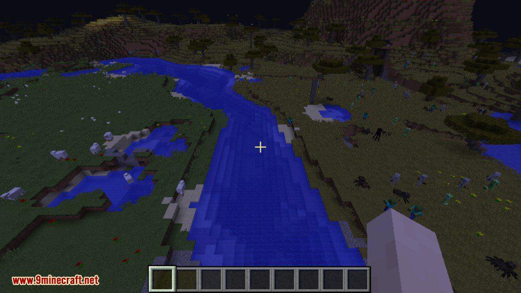 No Mob Spawning on Trees Mod Screenshots 2