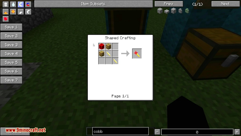 Not Enough Wands Mod Crafting Recipes 5