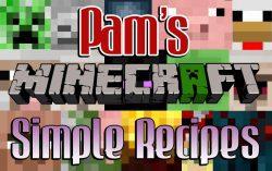 Pam's Simple Recipes Mod