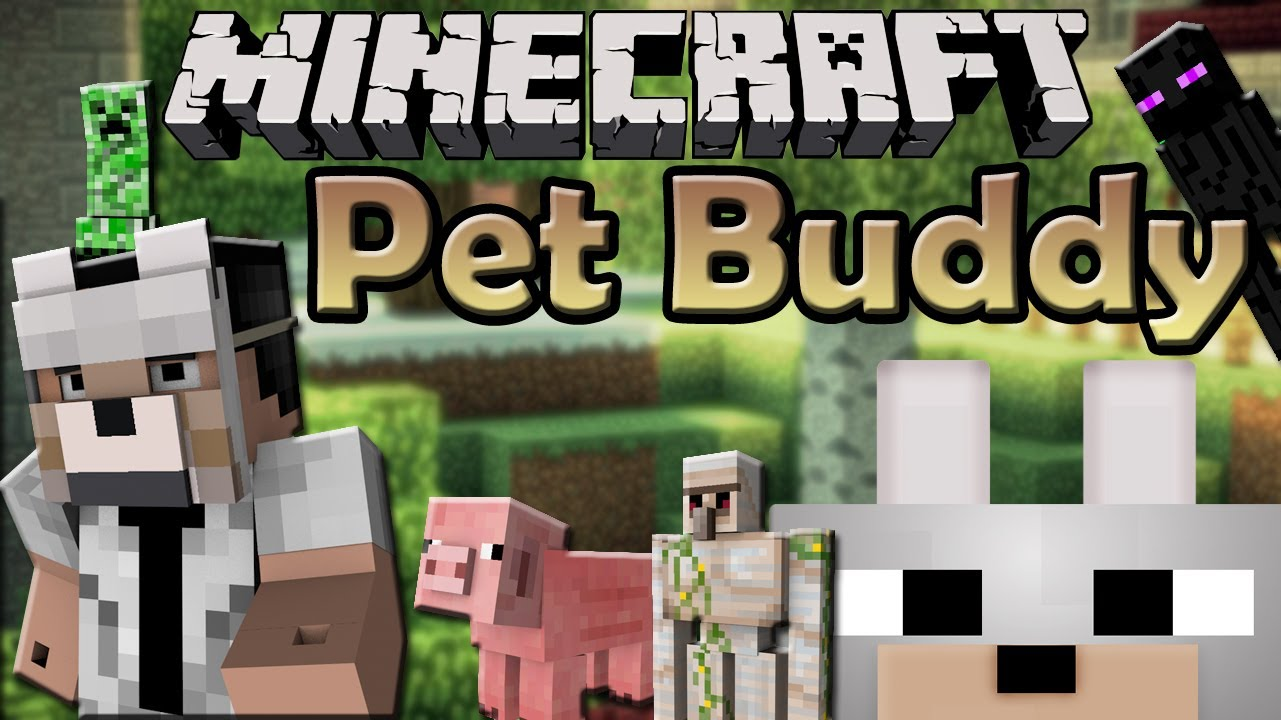 Pet Buddy Mod 1.12.2/1.11.2 Download