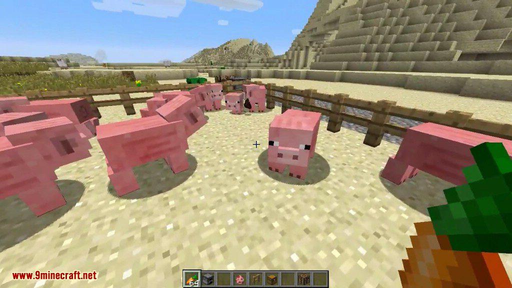 Pig Manure Mod Screenshots 1