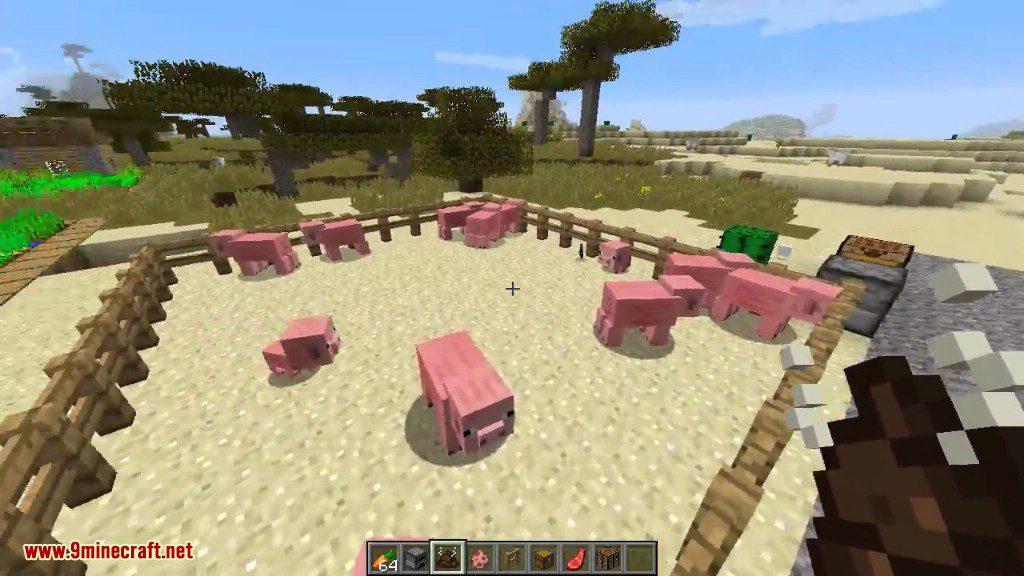 Pig Manure Mod Screenshots 5