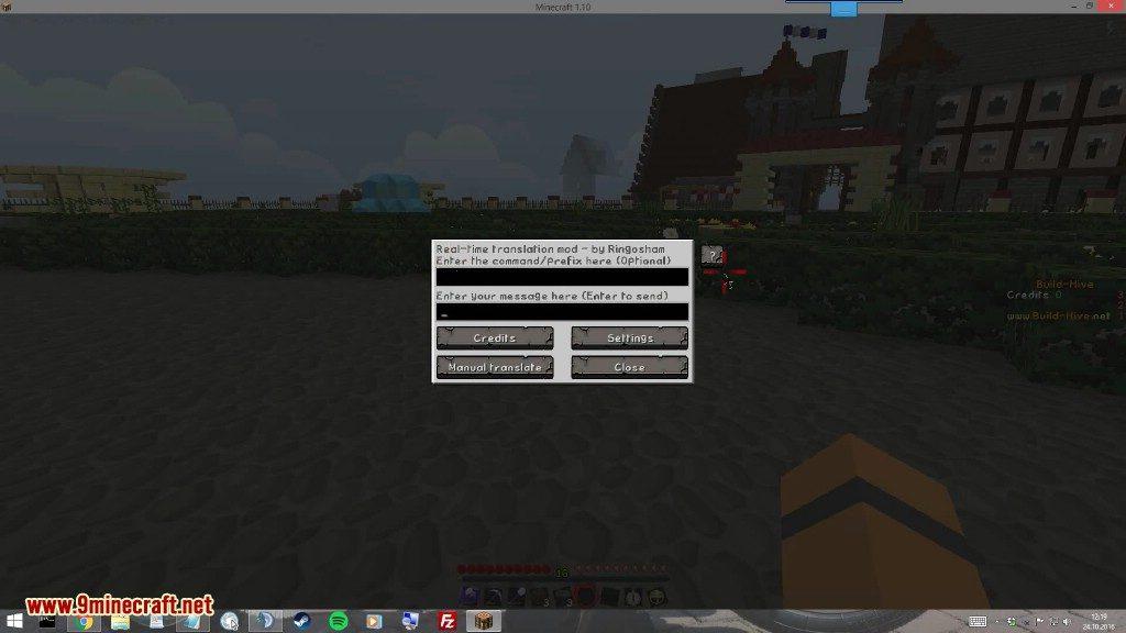 Real Time Chat Translation Mod Screenshots 4
