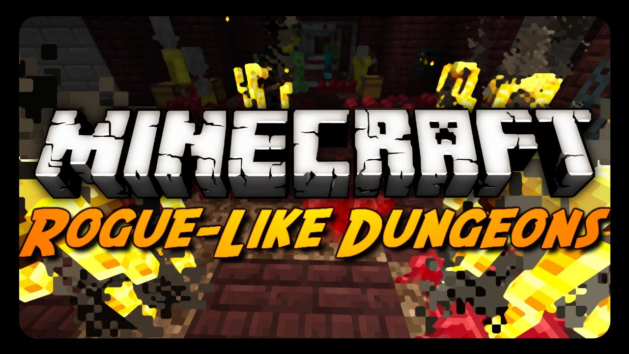 Roguelike Dungeons Mod Ultimate Dungeons - Skin para minecraft de yato