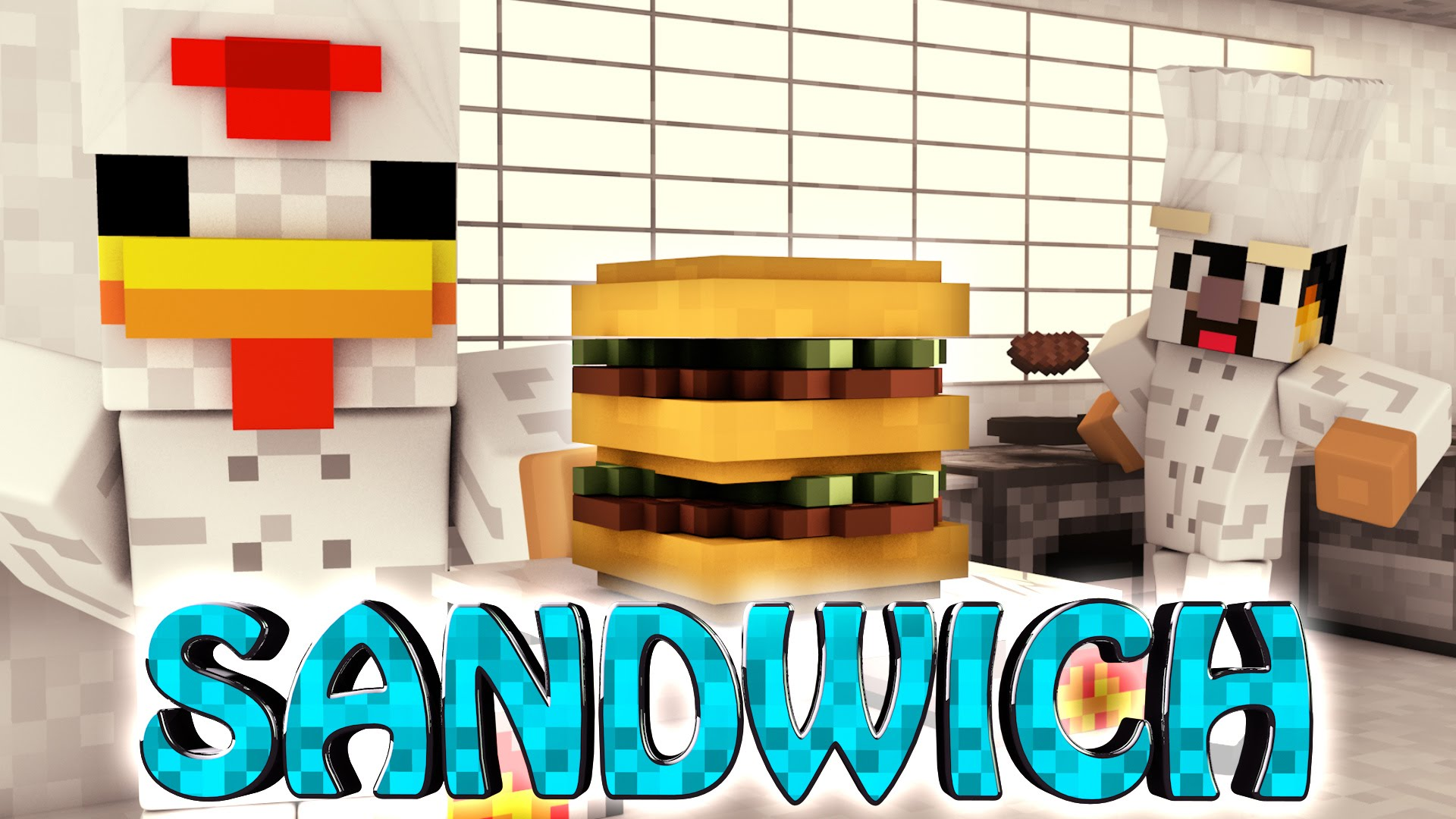 Sandwiches Mod Logo